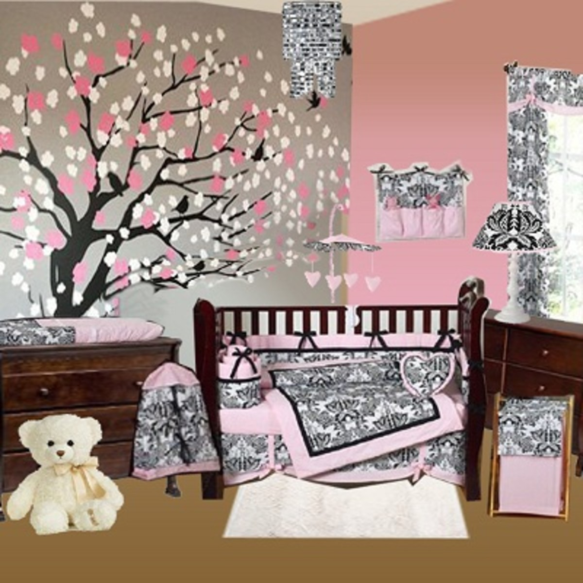 Cute Nursery Themes Baby Nursery Decorating Ideas On Low
