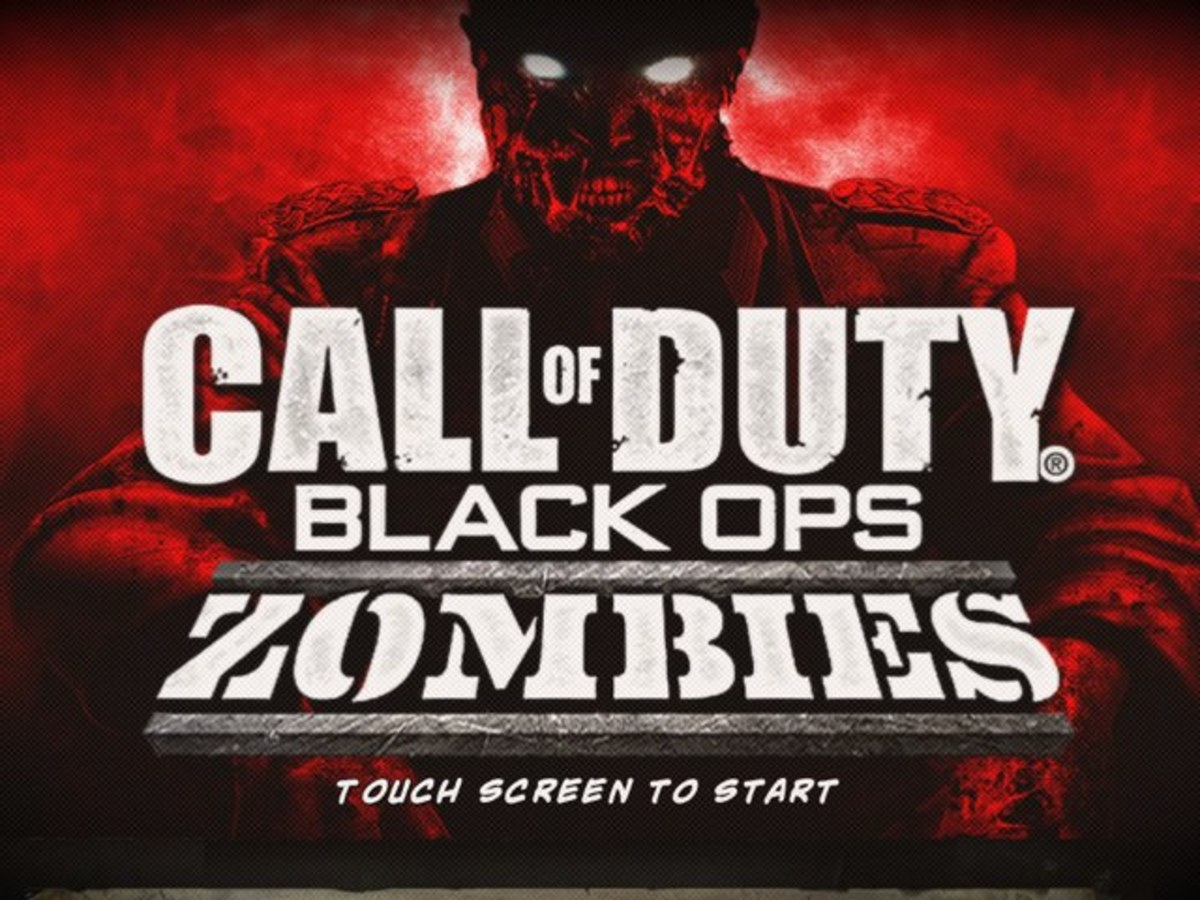 Call Of Duty COD Black Ops Zombies - IOS Ultimate Strategy Guide - Kino Map - Best Tricks & Secrets IPhone, IPod, IPad