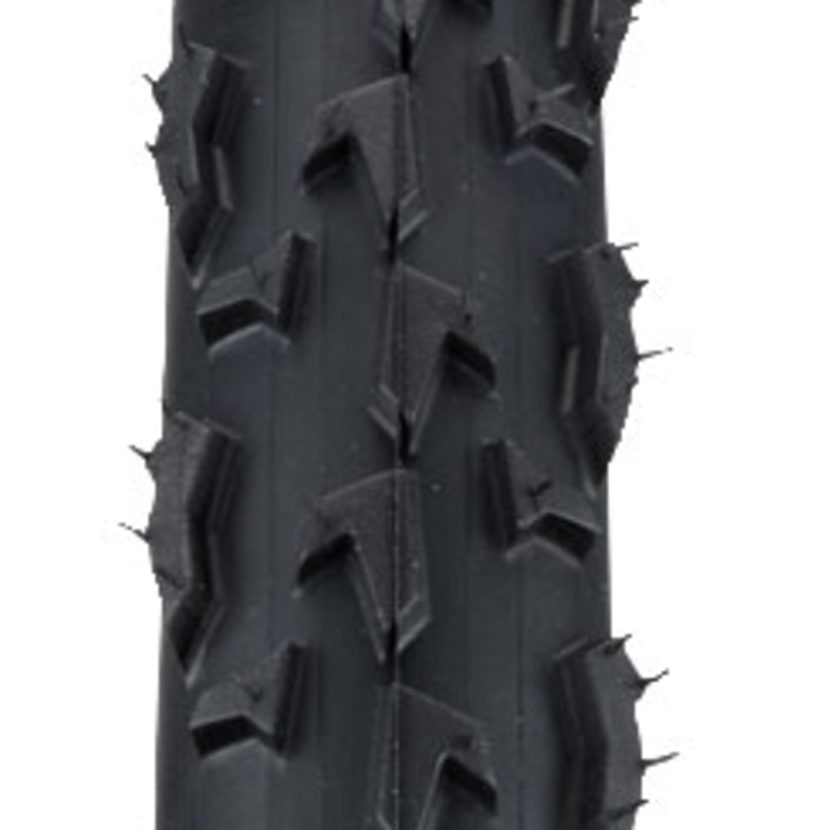 A CX Tire for the Mud? The tread pattern of the Vittoria Cross XL Pro.