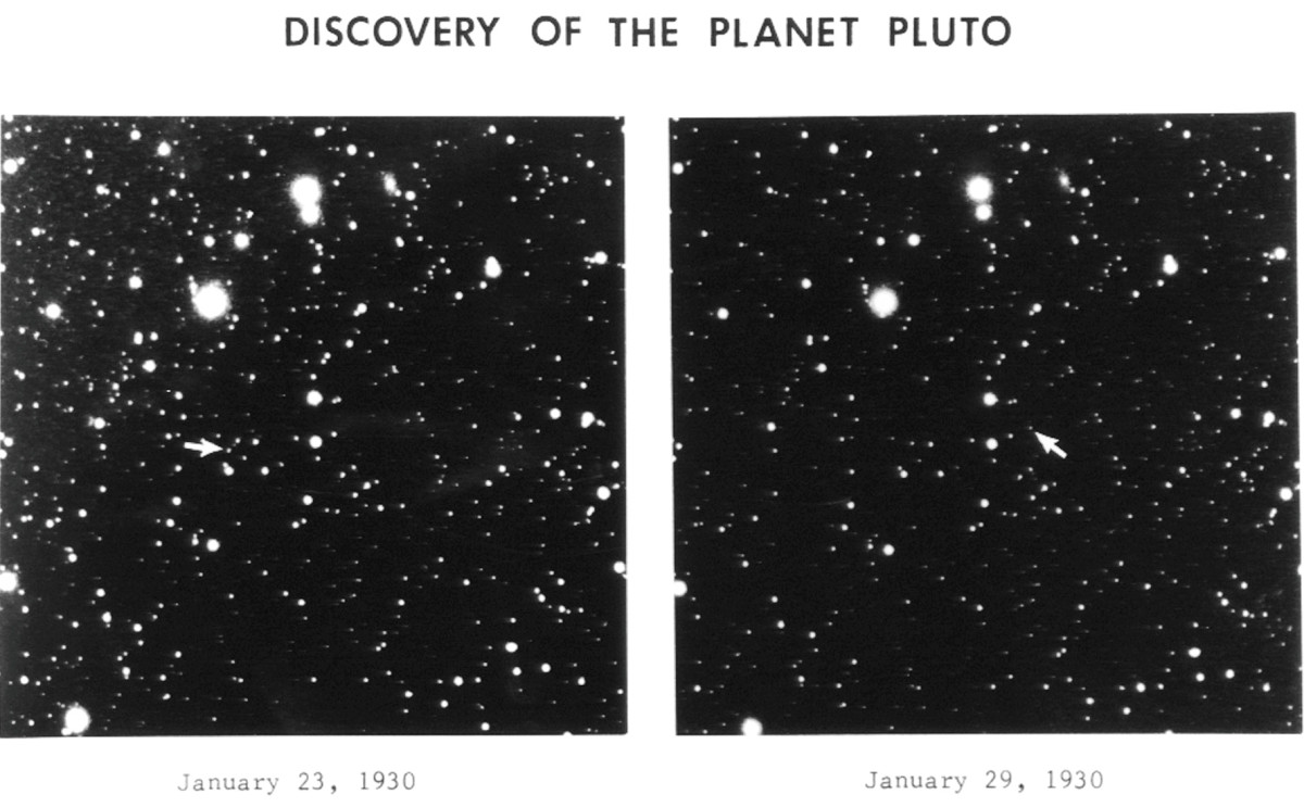 Clyde Tombaugh discovered Pluto on February 28, 1930.
