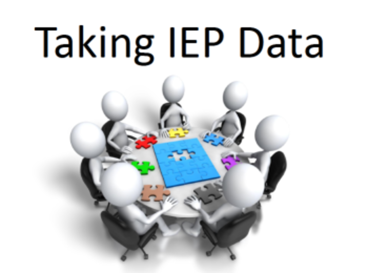 IEP and the data it provides often help special educators make the decision to exit a student from special education services