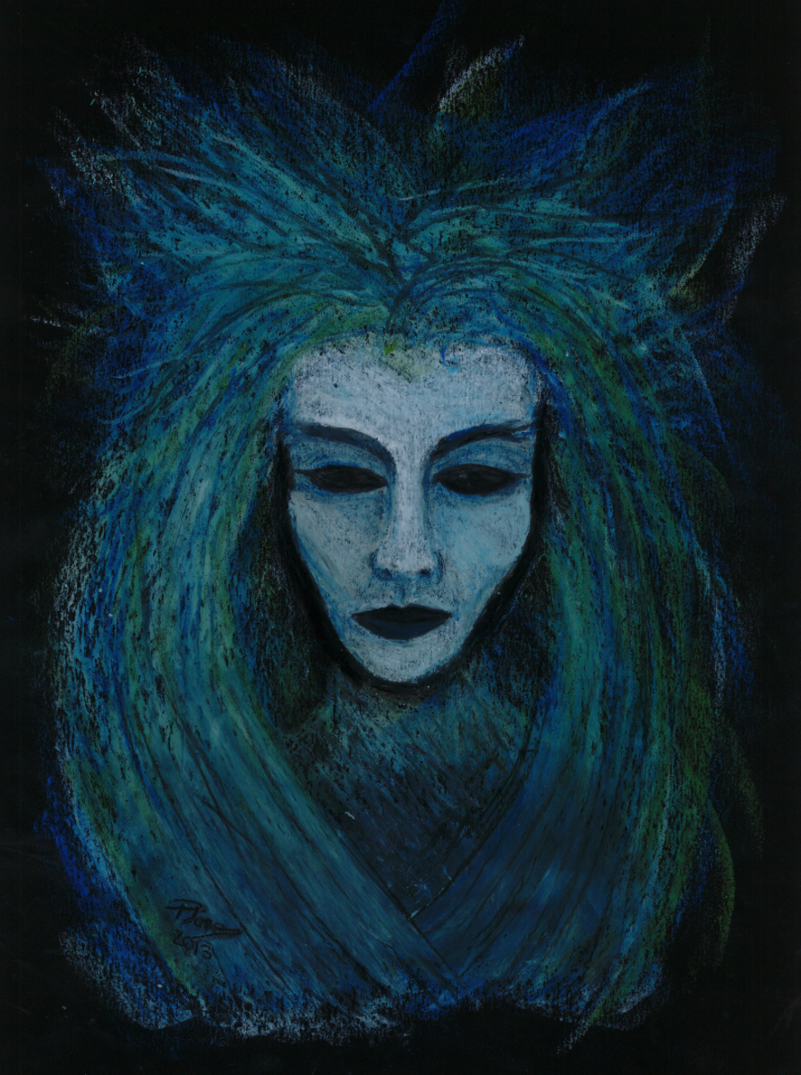 Nelferch of Llyn-y-Forwyn