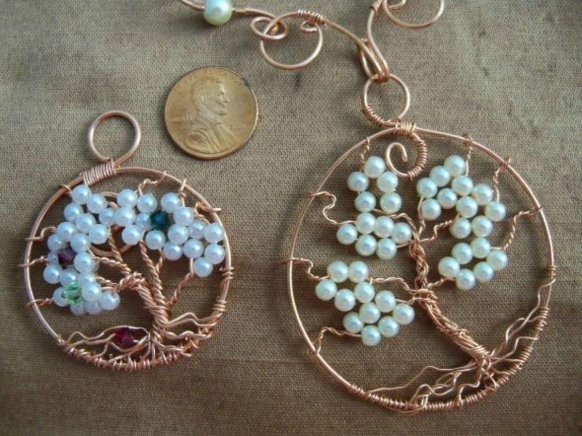 Polymer Clay Jewelry Wirework