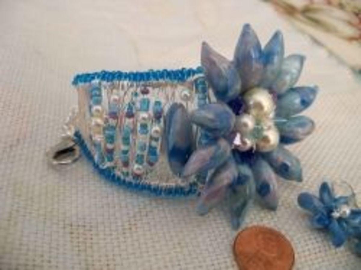 Polymer Clay Jewelry - Pearl Clay Jewelry