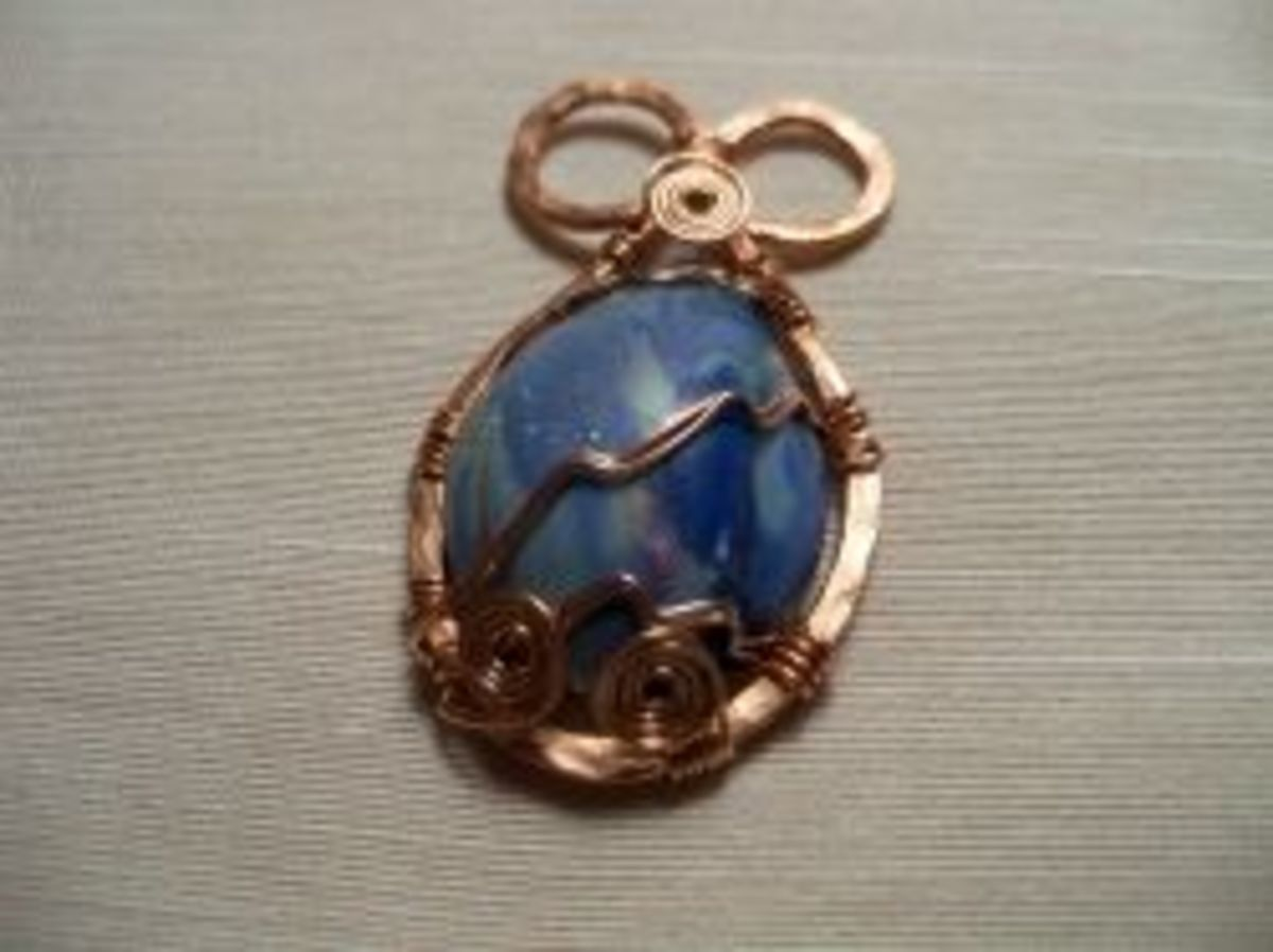 Polymer Clay Jewelry - Making it your own
