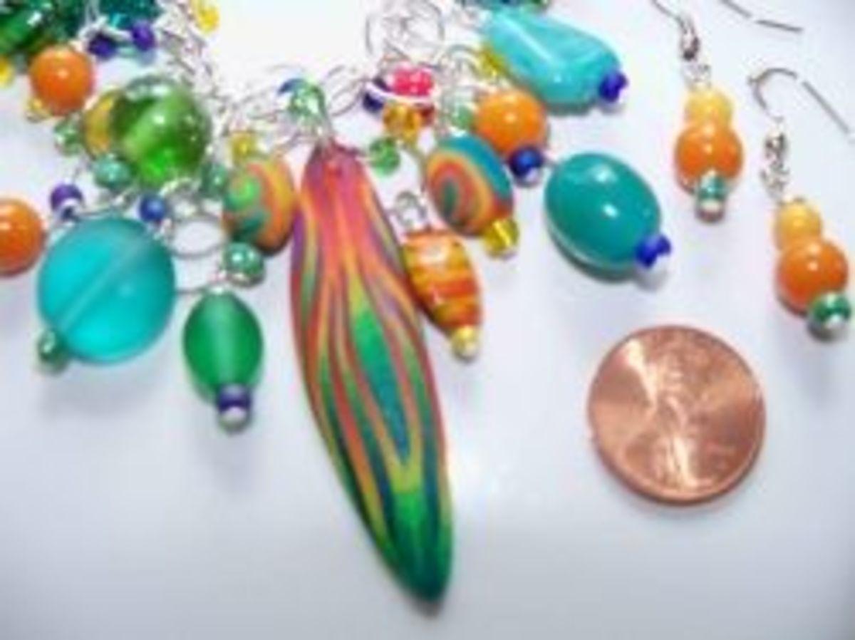 Polymer Clay Jewelry - Using Google