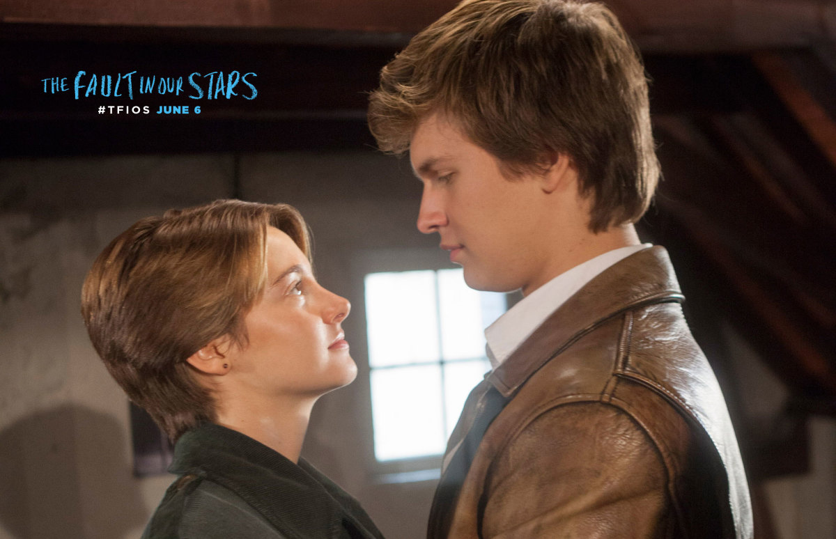 The Fault in Our Stars, to which the song is beautifully featured