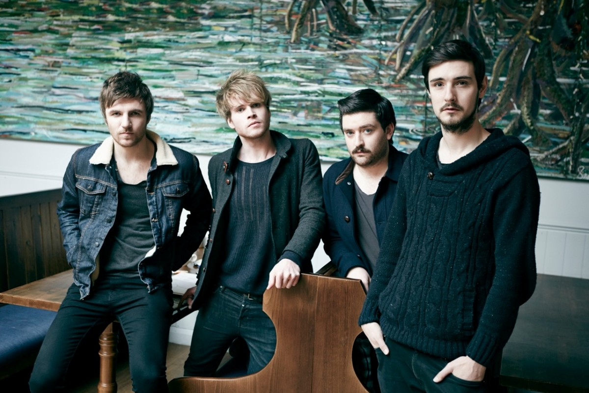 Irish rock-band, Kodaline