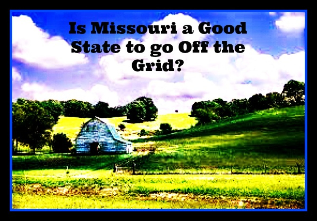 Is Missouri a Good State to go Off the Grid?