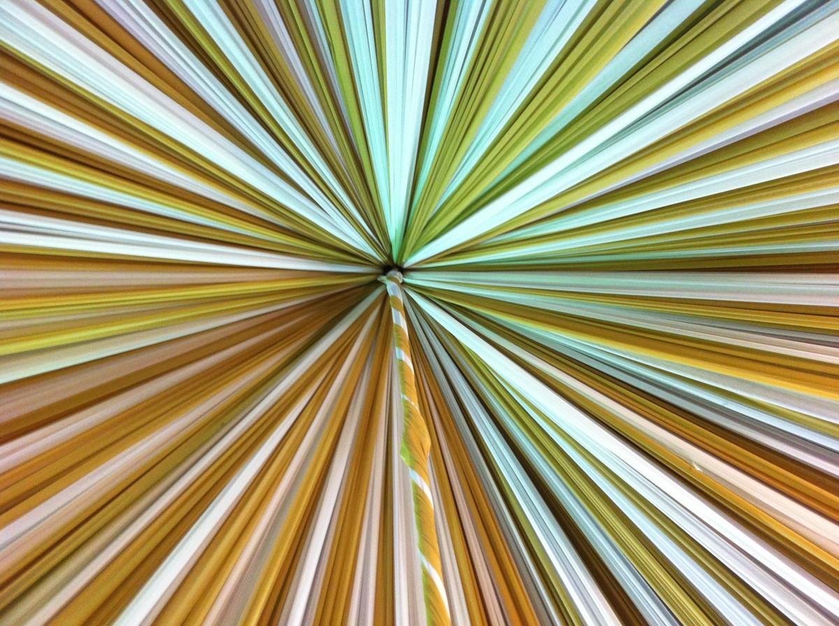 Golden theme Canopy (silk fabric) decoration!