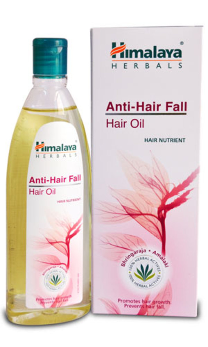 Himalaya Anti-Hair Fall Hair Oil Review