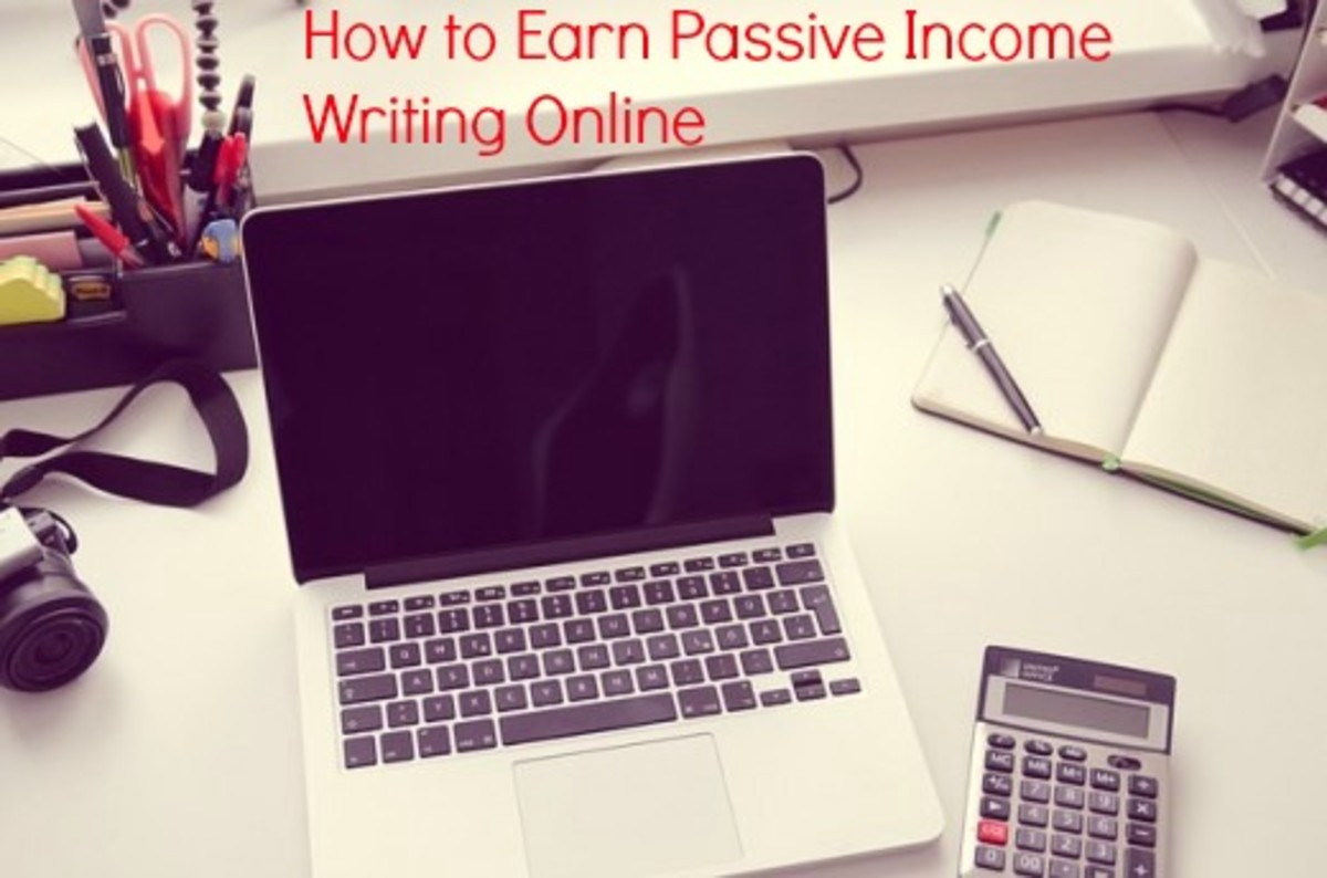 How to Make Passive Income Writing With InfoBarrel