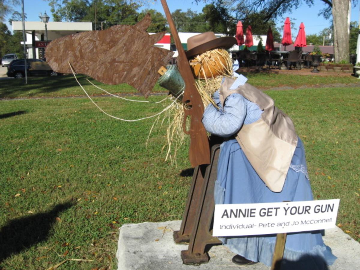 9. Annie Get Your Gun