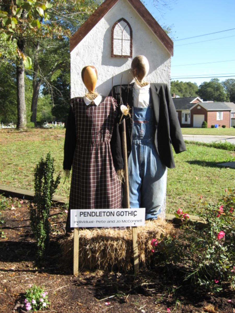 11. Pendleton Gothic