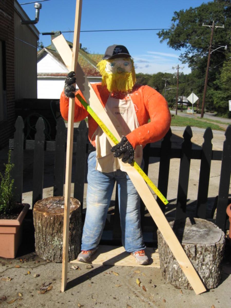 12. Woody the Carpenter