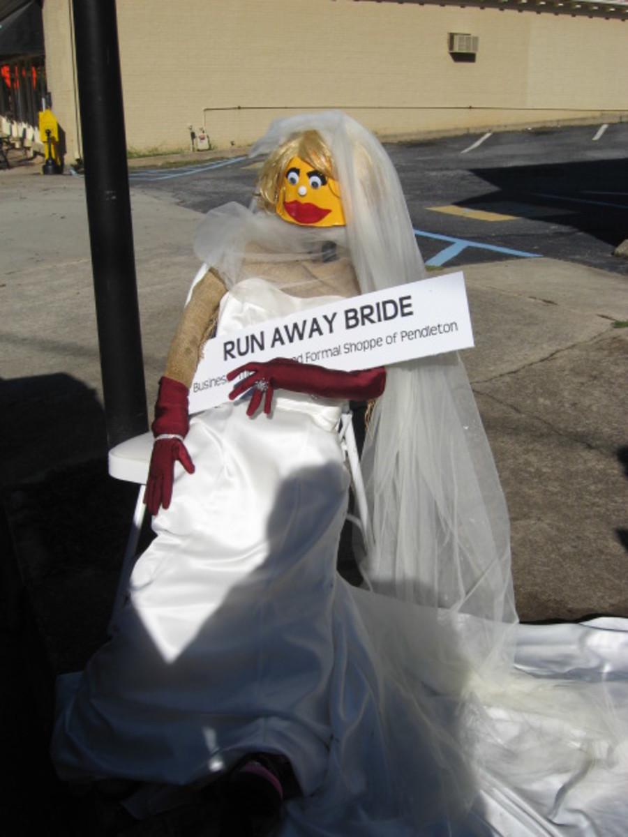 8. Runaway Bride