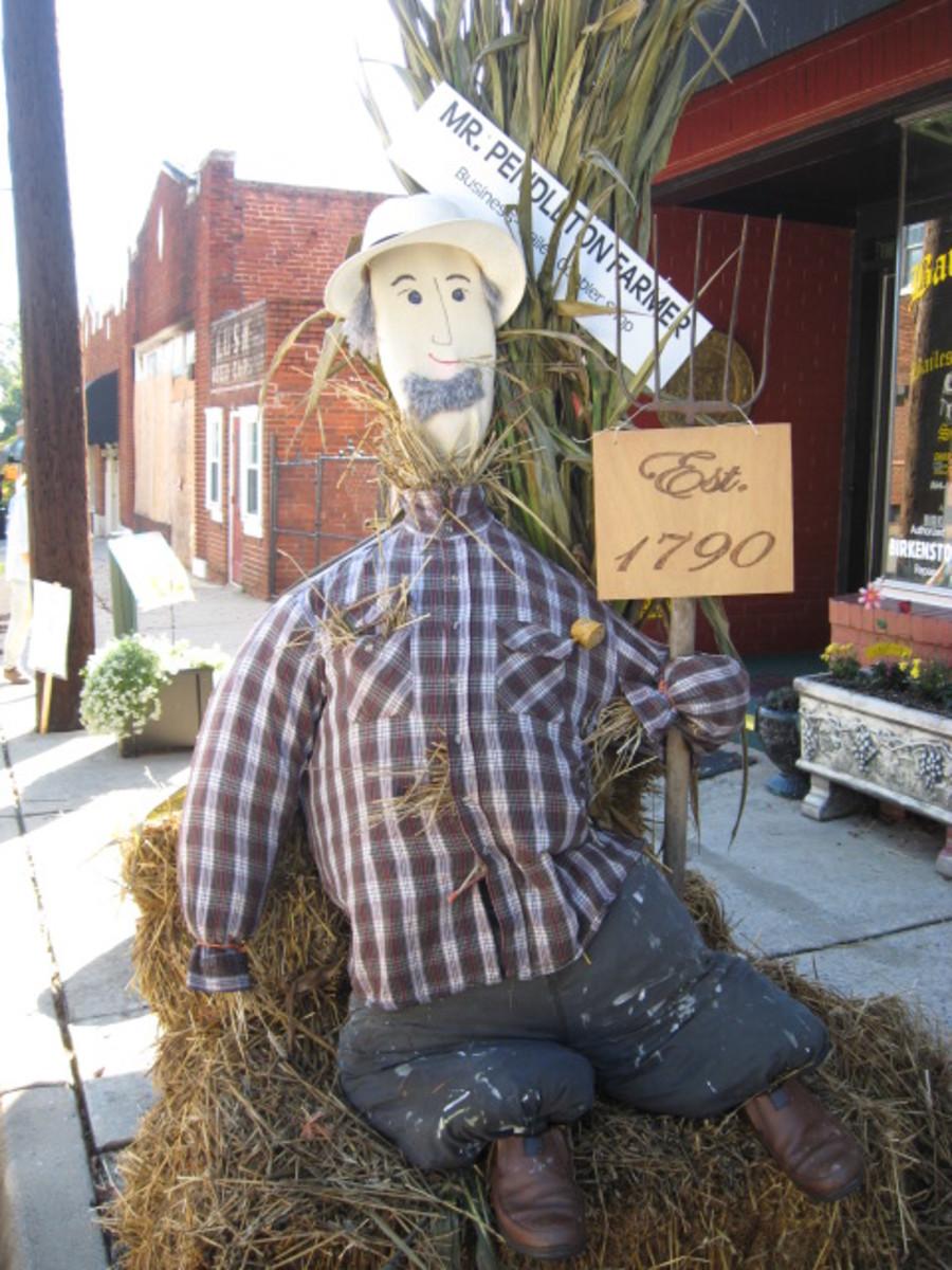 6. Mr. Pendleton Farmer