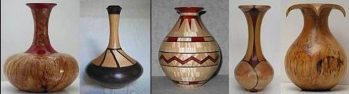 Woodturning instruction, examples, and resources