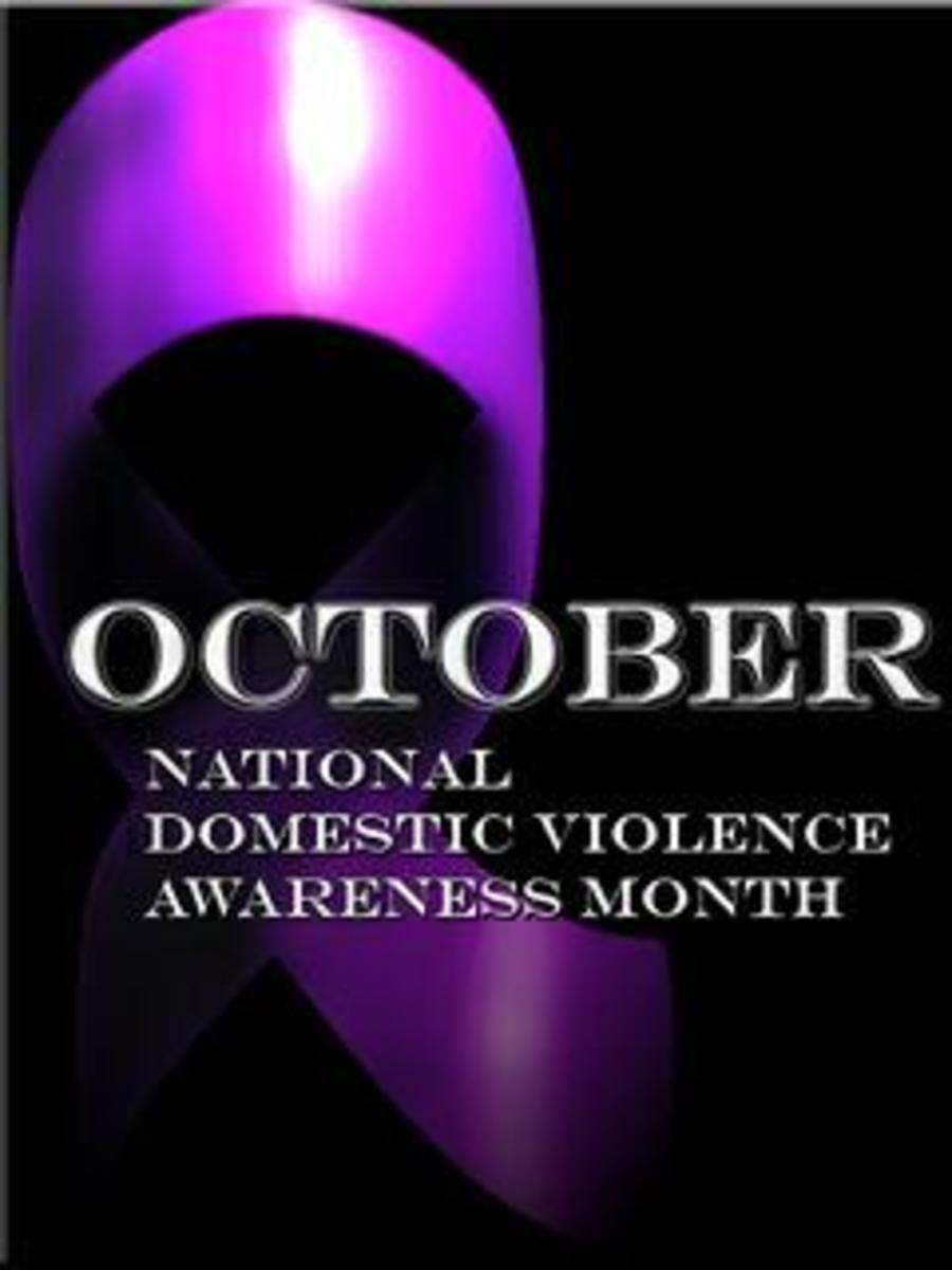 October: A Month to Raise Awareness