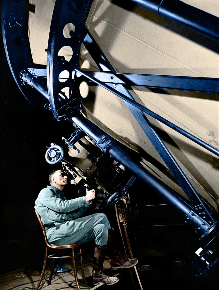 Edwin Powell Hubble: Father of Modern Cosmology