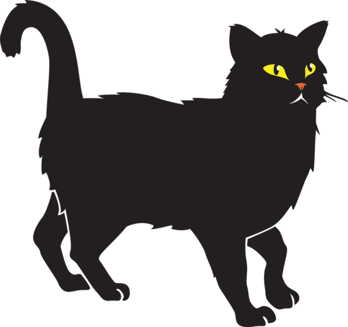 clipart halloween cat - photo #26