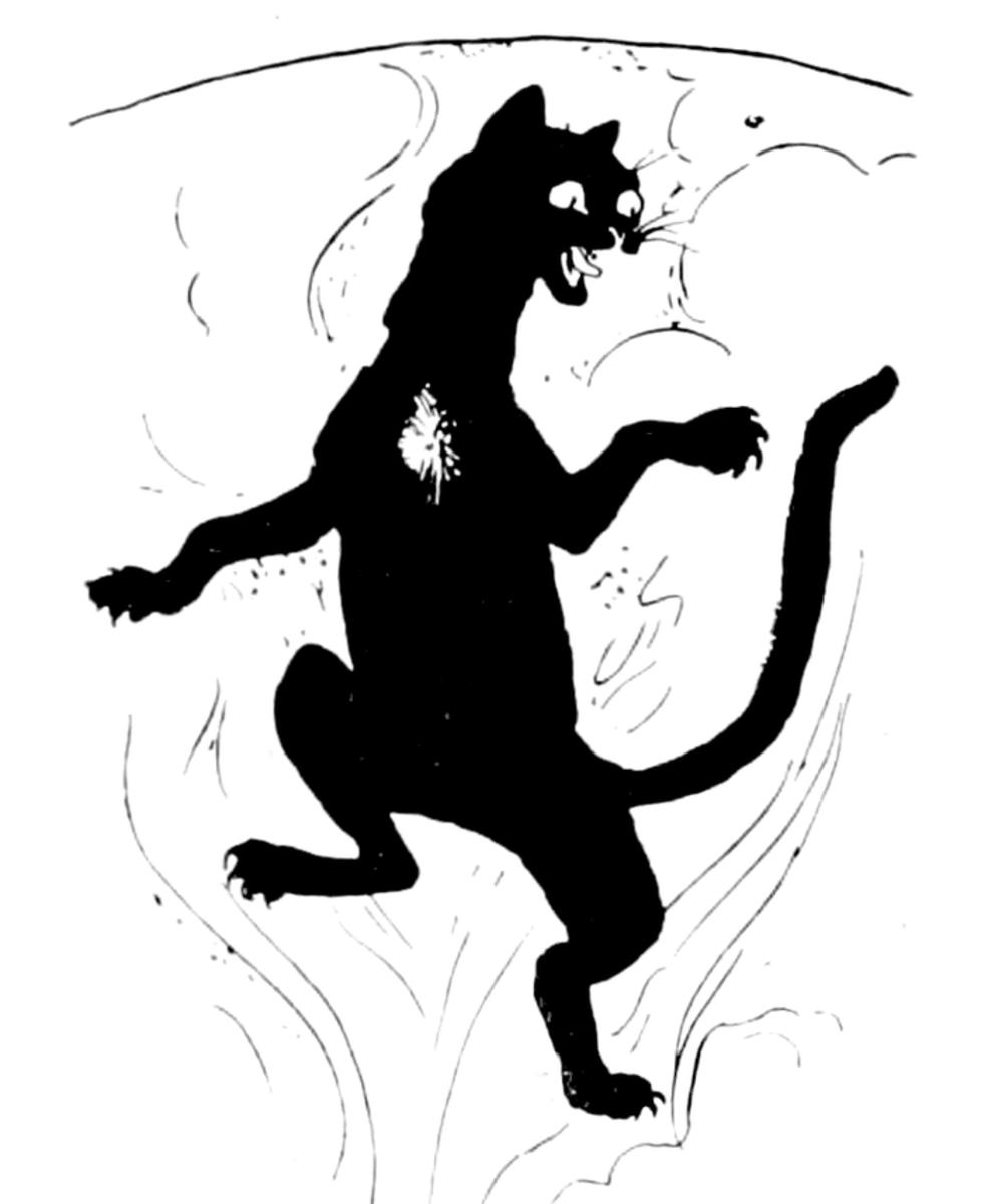Haunting Cat Sith