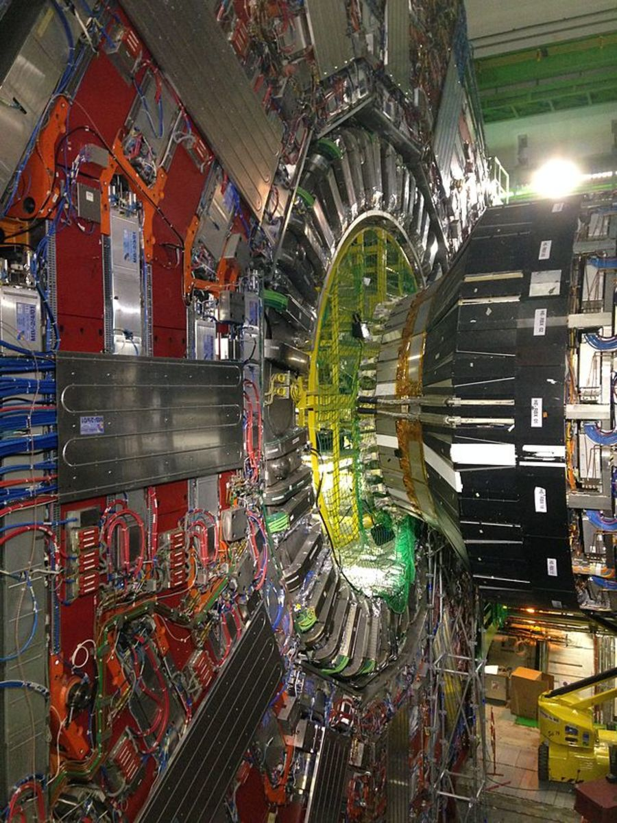 Scientific Poem: Ode To The Hadron Collider