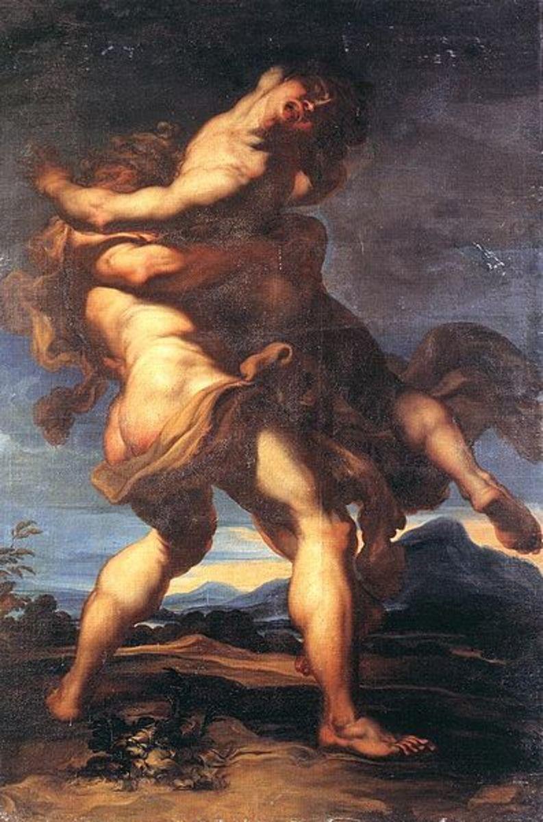 Gregorio De Ferrari (1647–1726) PD-art-100