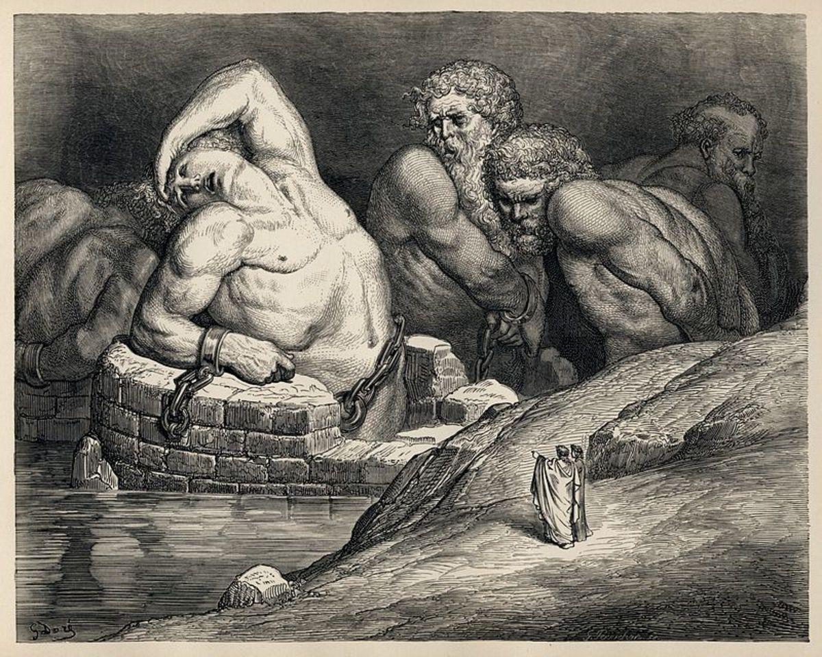 Gustave Doré - Dante Alighieri - Inferno
