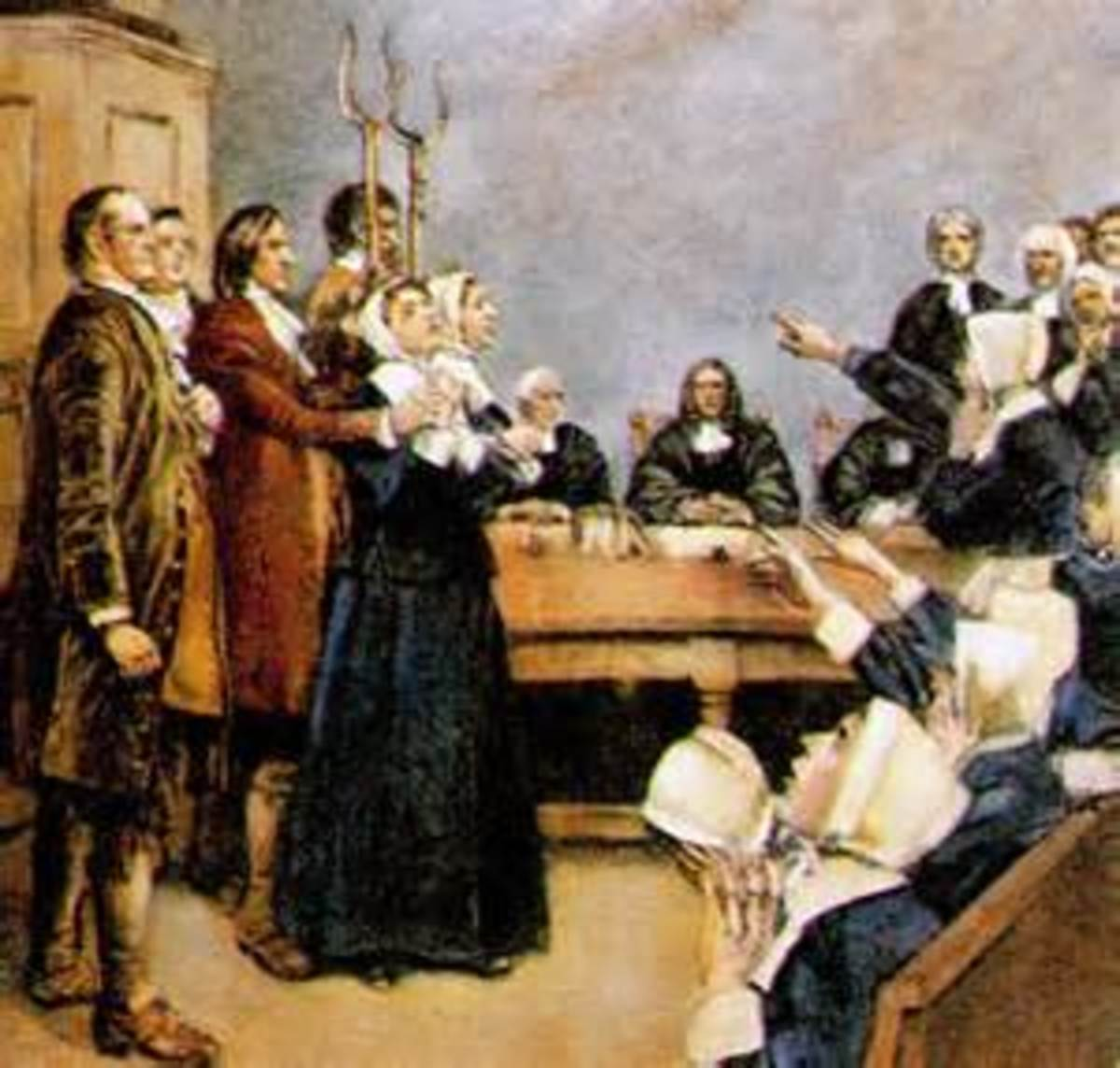 an overview of the salem witch trials The salem witchcraft trials have cast a spell over historians and non-academics  alike  alone was a witch, the trials may not have gone any further.