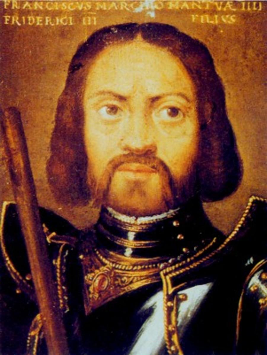 Portrait of Francesco II Gonzaga, Ambras Castle Innsbruck