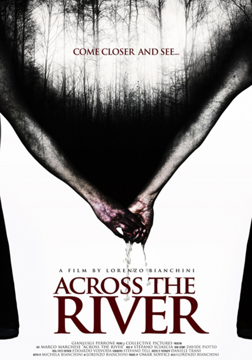 """Across the River"" Movie Poster"