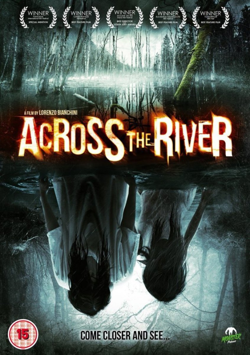 """Across the River"" Horror Poster"