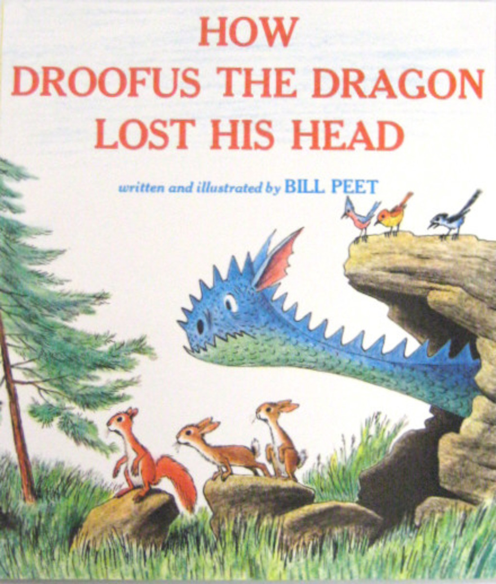 Droofus the Dragon loses his head, and how he did it.