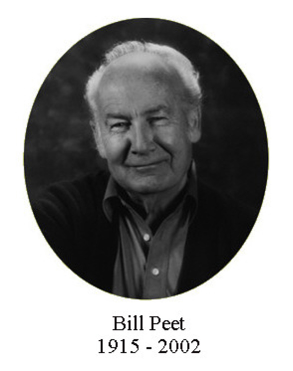 Bill Peet The Man Who Started With Disney
