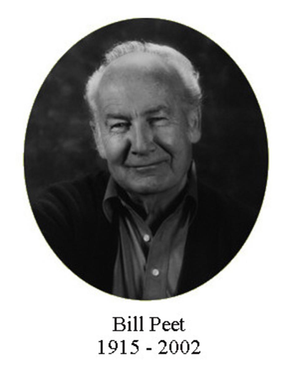 bill peet an autobiography
