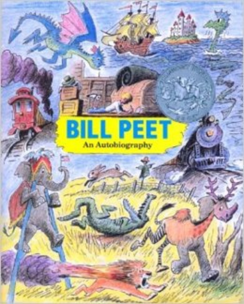 Bill Peet's autobiography