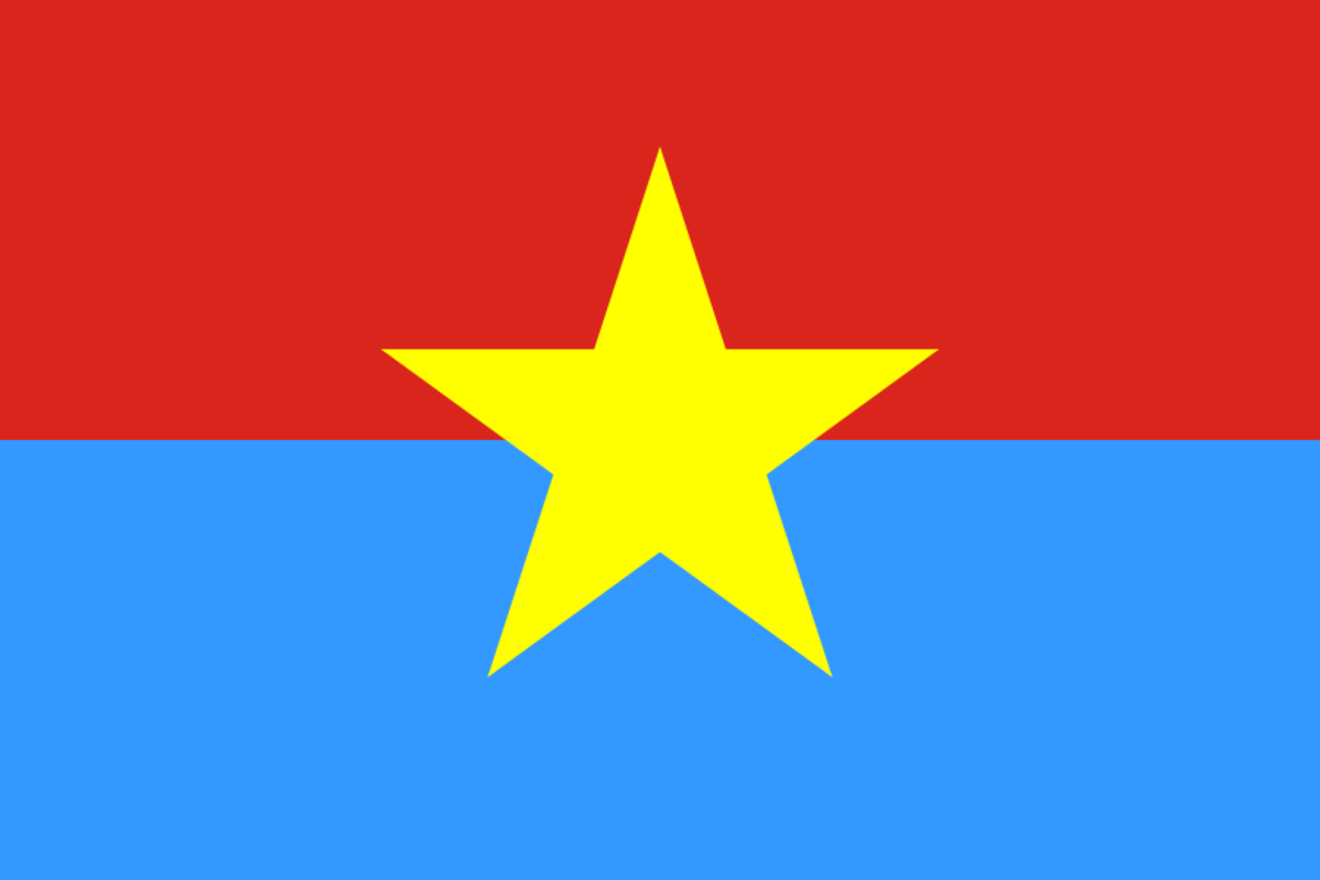 Flag of the Viet Cong