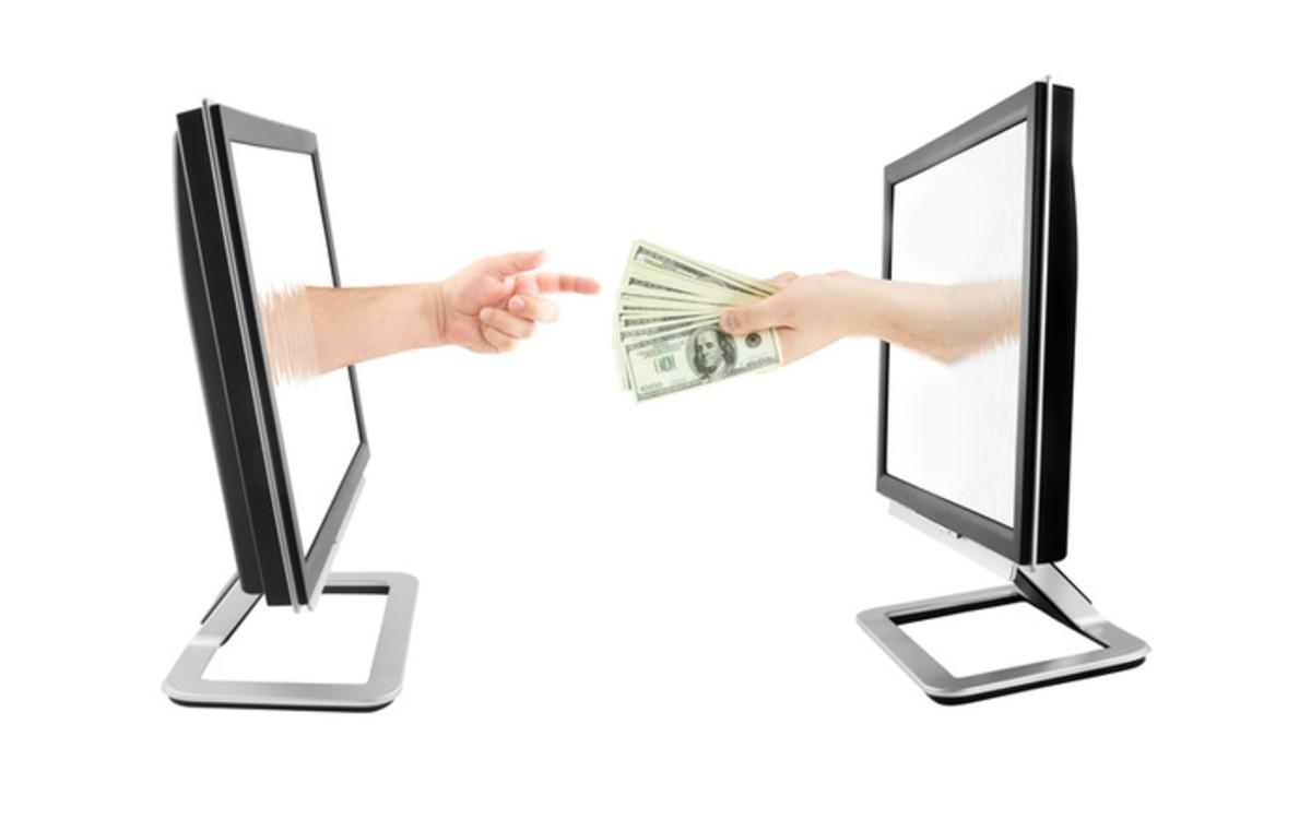 internet donations