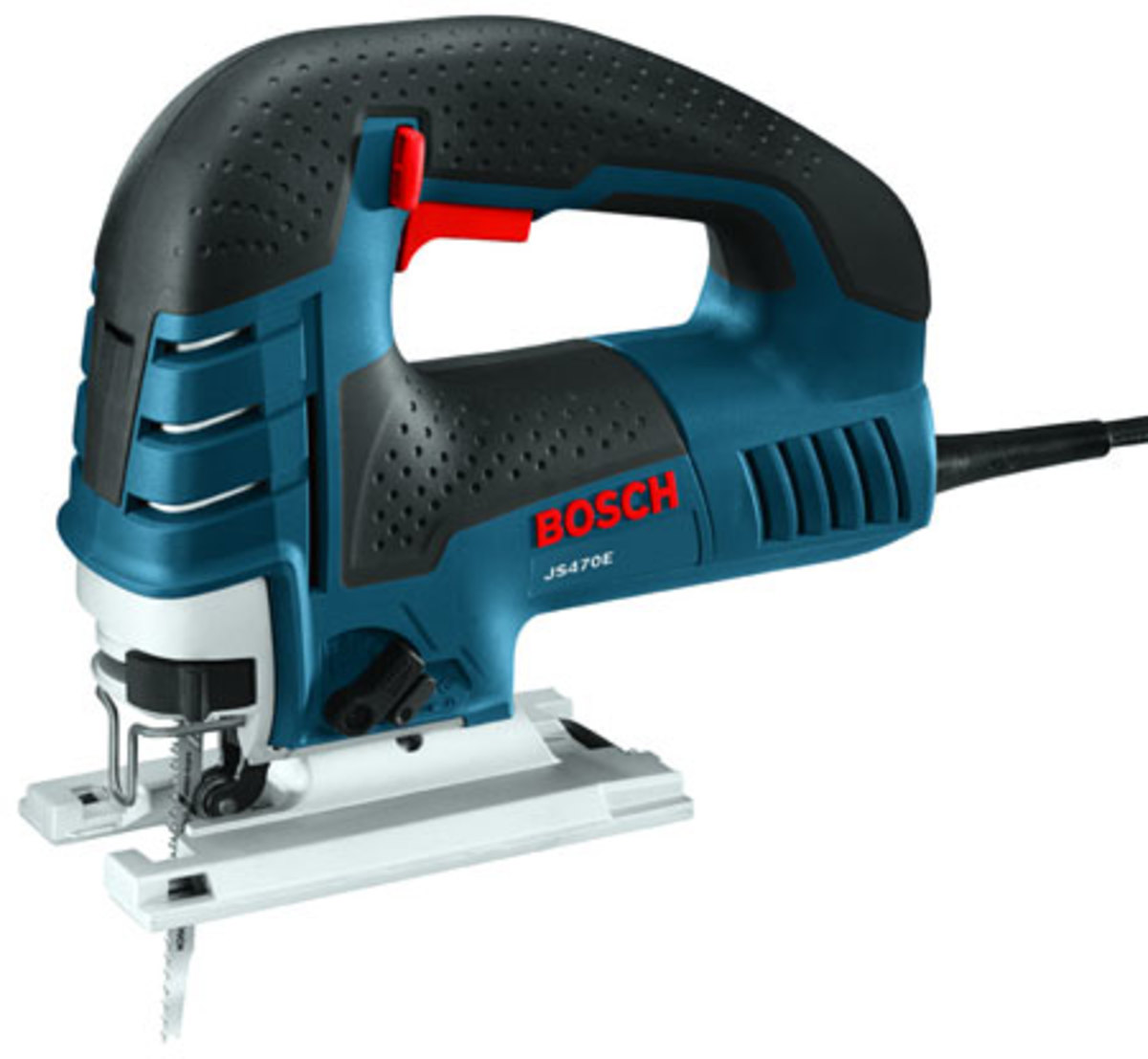 Utility of Bosch JS470E Variable Speed Jigsaw in Metal Working