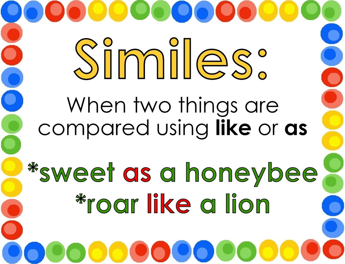 Definition of Simile