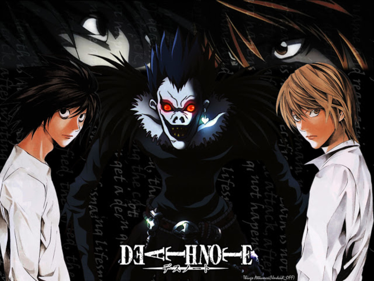 Full Series Review: Death Note