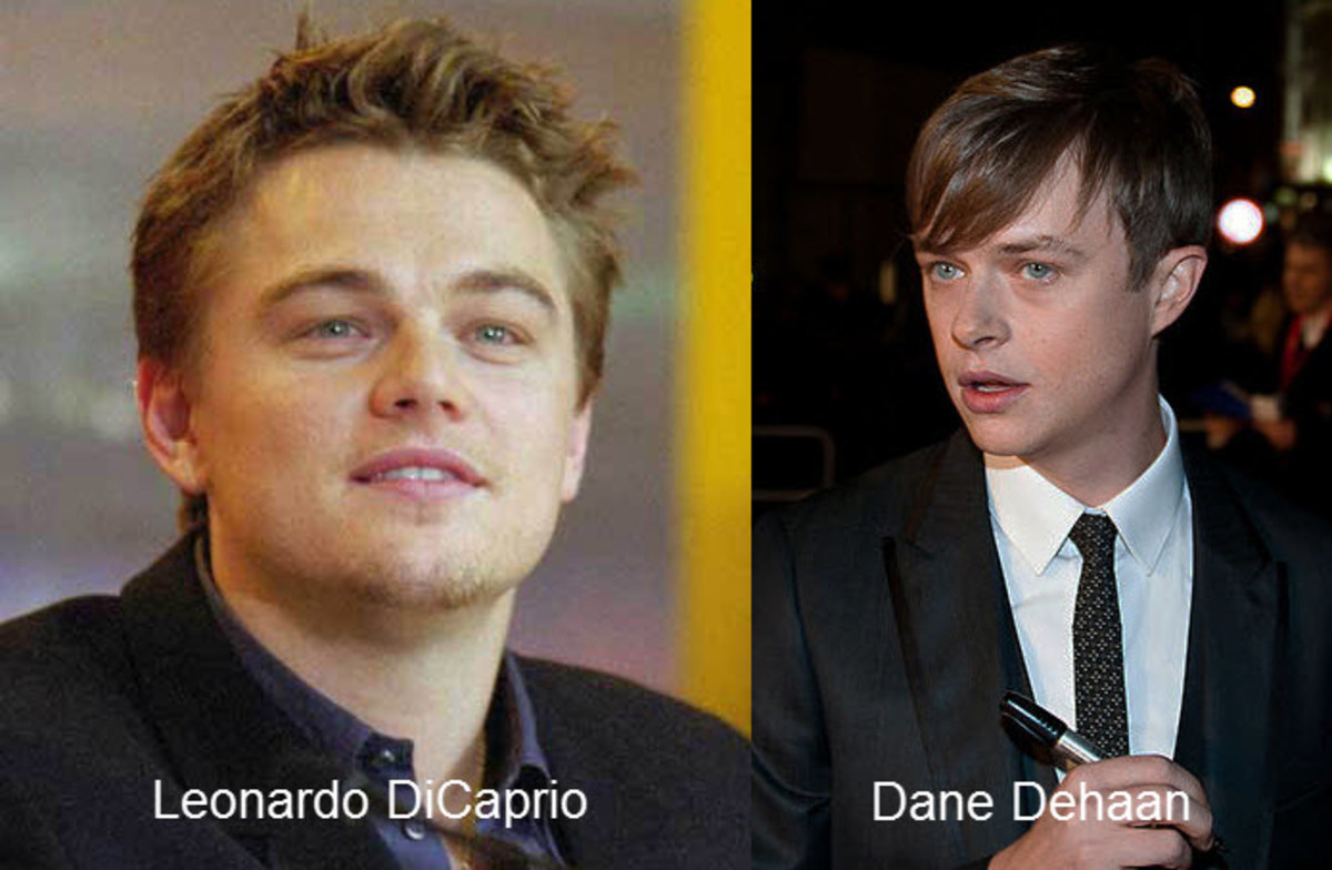 Leonardo DiCaprio and Dane Dehaan