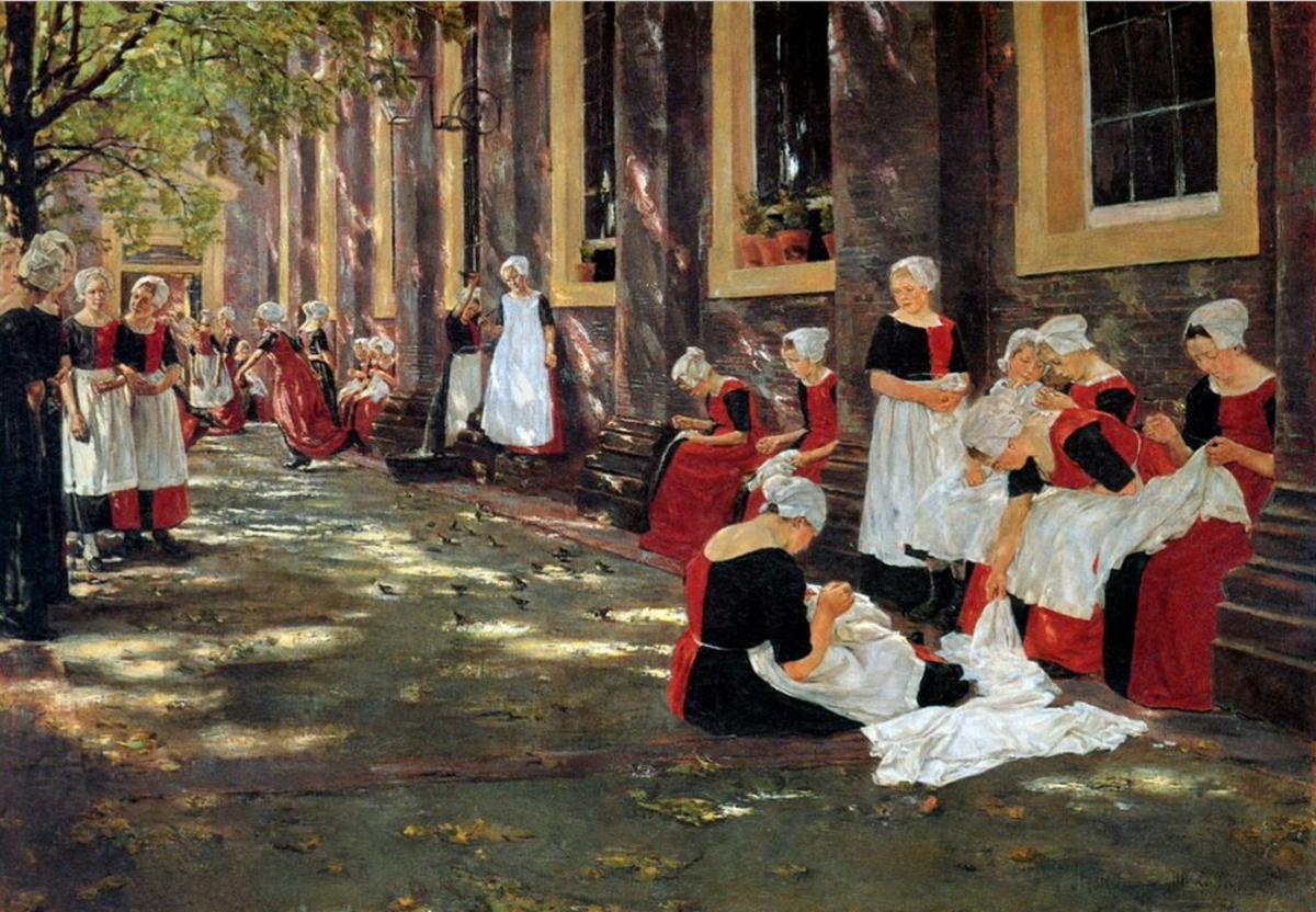Amsterdam Orphans