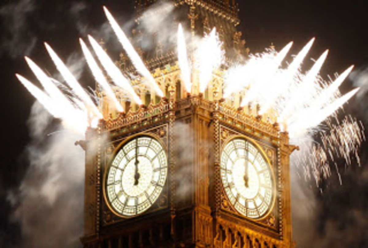New Years,  England