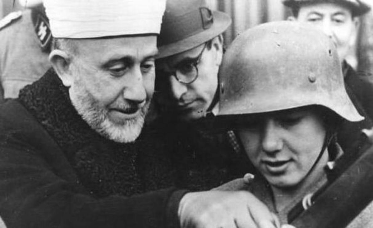 Grand Mufti from Palestine inspiring yourg Muslims.
