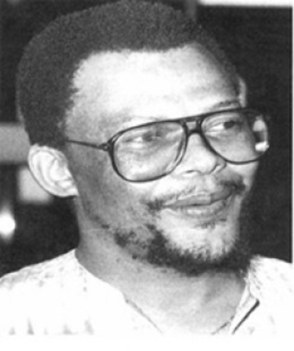 Benjamin Moloise-The Black Poet Freedom Fighter
