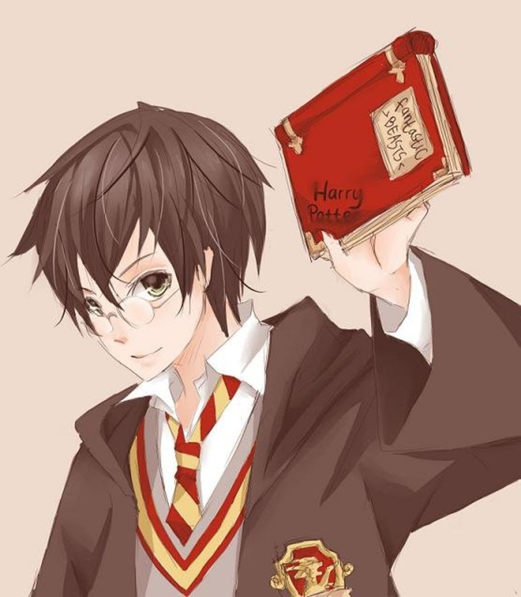 Anime Characters Born On February 7 : Reasons to hate the name james sirius potter