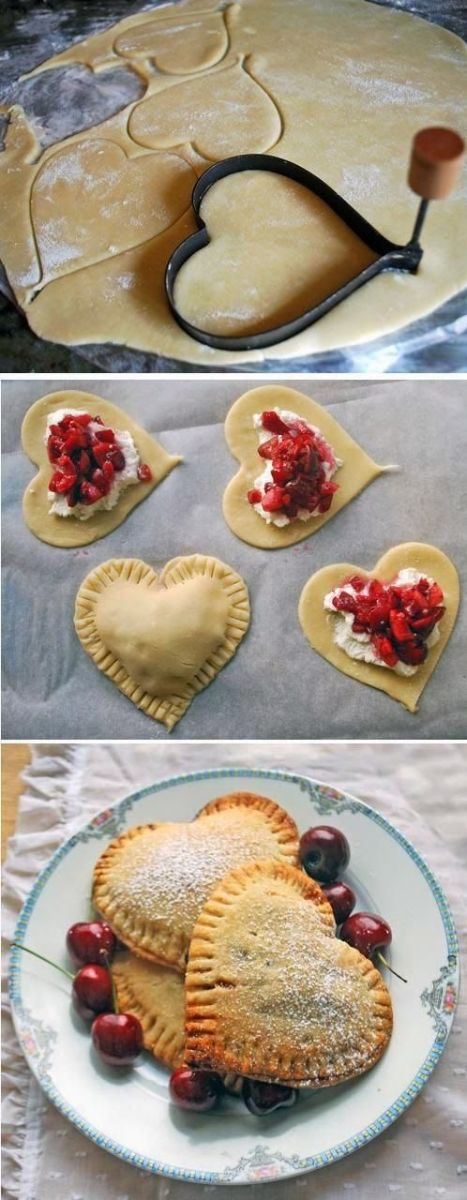 Easy Valentines Snacks for Kids