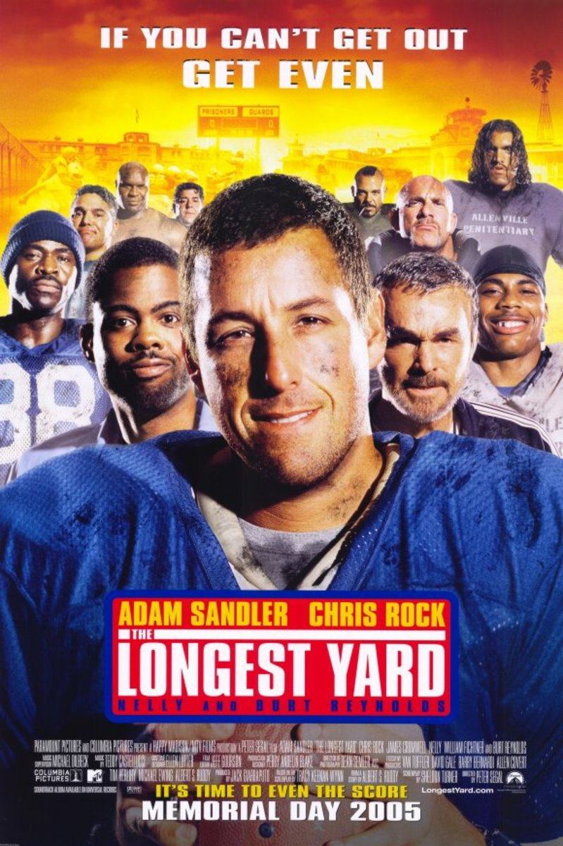 Film Review: The Longest Yard (2005)
